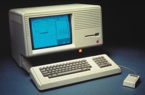 애플 리사 (출처: mac-history.net)